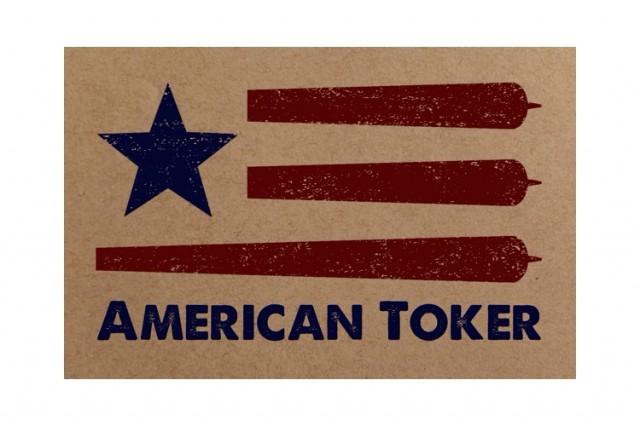 American Toker - Logo - MjMicro